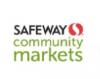 Safeway community market store locator
