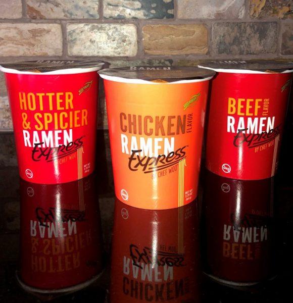 Ramen Express - Noodles in cups